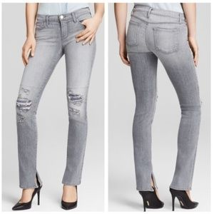 J. Brand Rail in Sweet Gray Size 26 Ripped